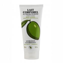 Lait corporel à l'huile d'olive vierge extra 200 ml