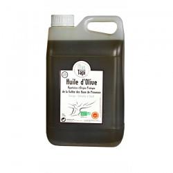 Huile d'olive Fruité vert AOP Vallée des Baux de Provence certifiée FR BIO 01 2 L