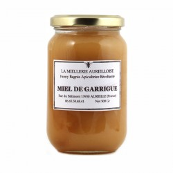 miel De Garrigue. Pot de 500 G