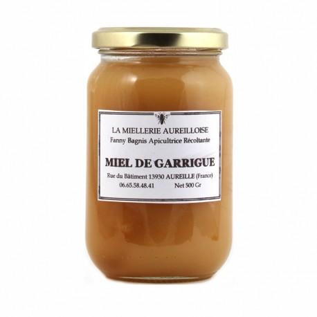 miel De Garrigue. Pot de 500 G