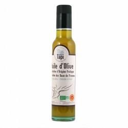 Huile d'olive Fruité vert AOP Vallée des Baux de Provence certifiée FR BIO 01 25cl