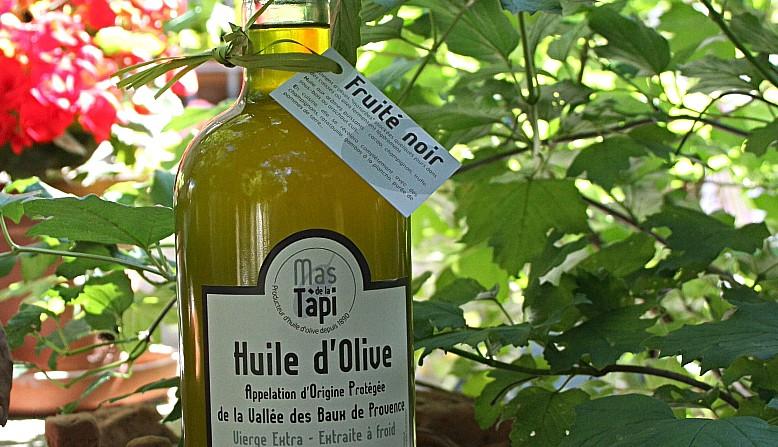 Huile d'olive mas de la tapi