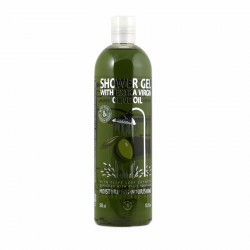 Gel douche à l'huile d'olive vierge extra 500 ml