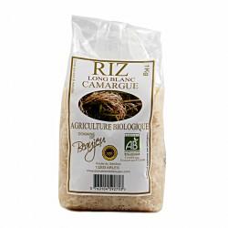 Riz Blanc certifié Biologique FR BIO 01 Agriculture France 1 kg