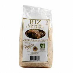Riz Blanc certifié Biologique FR BIO 01 Agriculture France 500 g